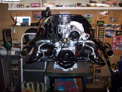 vw bug / motor