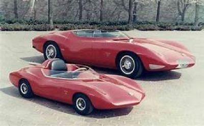 """Vintage 60's Rupp """" Monza Jr """" Go Kart Body. Rare Find"""