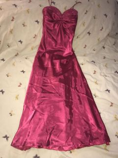 Women s formal gown size 4 excellent condition