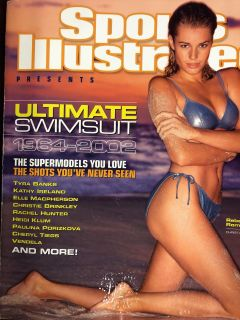 Sports illustrated ultimate swimsuits from 1964 to 2002
