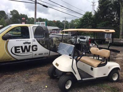 2007 E-Z-Go 36V PDS Golf Golf Carts Exeter, RI
