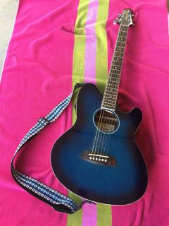 Youth acoustic/electric guitar