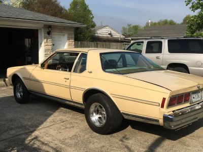 1978 Caprice Drag/Pro Street Reduced to Sell