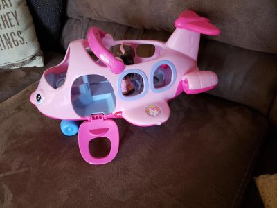 Little people airplane toy