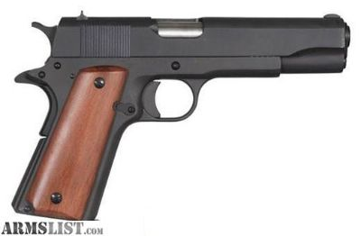 For Sale: Rock Island 1911-A1 (9mm)