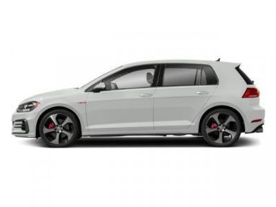 2018 Volkswagen Golf Gti S (Pure White)