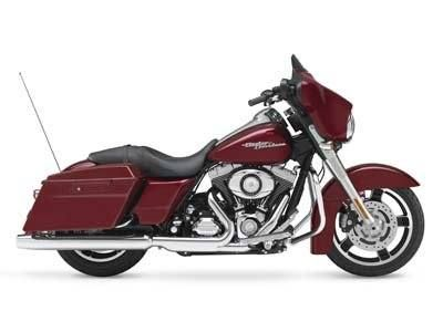 2010 Harley-Davidson Street Glide Touring Motorcycles Cleveland, OH