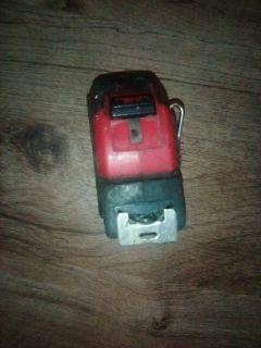 25ft Milwaukee tape measure