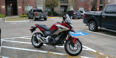 2017 Honda NC700 X DCT ABS