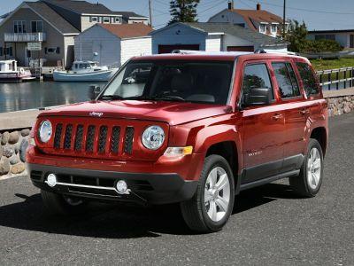 2012 Jeep Patriot Sport (Mineral Gray Metallic Clearcoat)