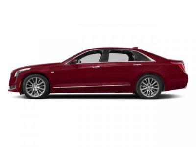 2018 Cadillac CT6 Platinum AWD (Red Horizon Tintcoat)