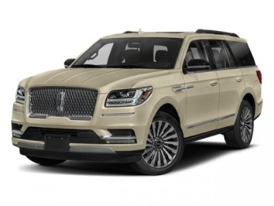 2018 Lincoln Navigator Black Label (Black Velvet)