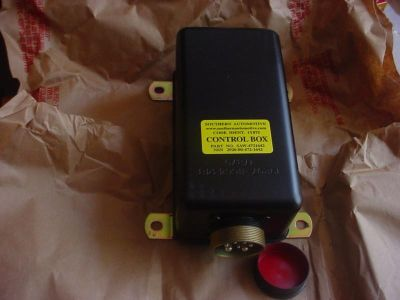 Find PROTECTIVE CONTROL BOX, MILITARY M-809 SERIES, 5 Ton, 11664348, 2920-00-472-1642 motorcycle in Midland City, Alabama, US, for US $298.00