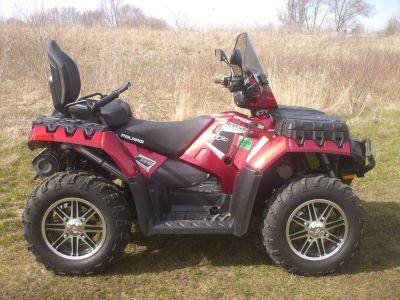2015 Polaris Sportsman Touring 850 SP Utility ATVs Mukwonago, WI