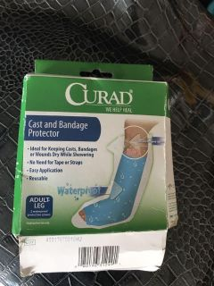 Cast and bandage protectors