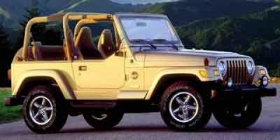 2001 Jeep Wrangler Sahara (BLACK)
