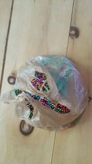 Free Bag of Beaded Necklaces