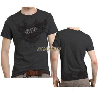 Sell 509 Piston T-Shirt - Black motorcycle in Sauk Centre, Minnesota, United States, for US $14.97
