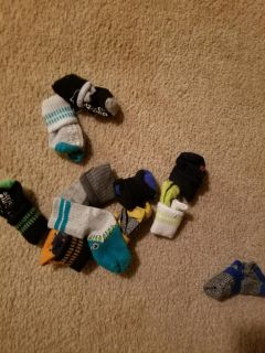 12 to 24 month socks