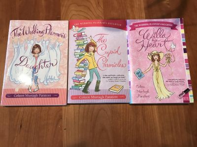 The Wedding Planner s Daughter books