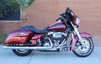 2017 Harley-Davidson Street Glide Special Touring Motorcycles Kingman, AZ