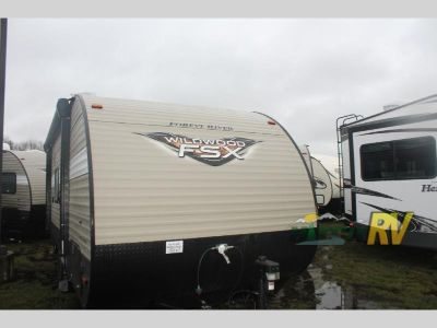 2018 Forest River Rv Wildwood FSX 187RB