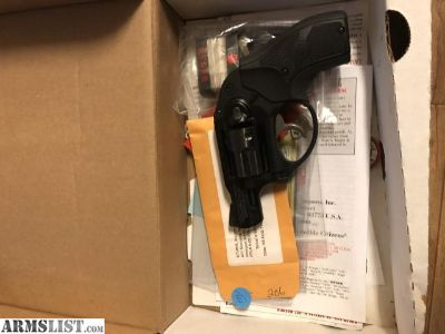 For Sale/Trade: Ruger LCR Crimson Trace