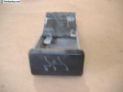 VW Bug ash tray trey 68 - 77 yr