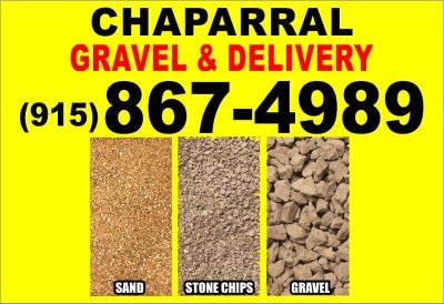 Gravel, Screening, Top Soil Delivery