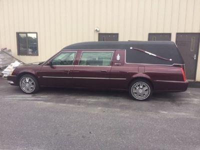 2008 Cadillac DTS Masterpiece Hearse RTR#7103043-01