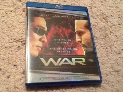 War BluRay