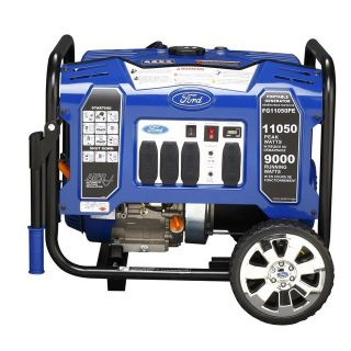 Portable Generator Ford DE11050W Gas Powered