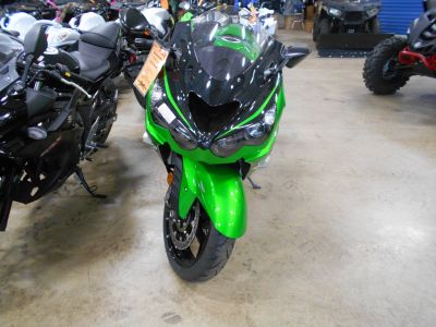 2017 Kawasaki NINJA ZX-14R ABS SE SuperSport Motorcycles Belvidere, IL