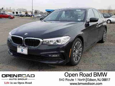 Used 2018 BMW 5 Series Sedan