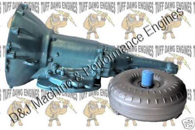 Purchase AMC TF904 STREET AUTO TRANSMISSION w/TORQUE CONVERTER by TUFF DAWG ENGINES motorcycle in Phoenix, Arizona, US, for US $1,550.00