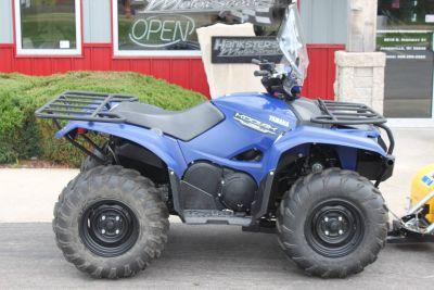 2016 Yamaha Kodiak 700 EPS ATV Utility Janesville, WI