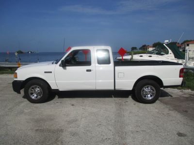 2006 Ford Ranger XL (White)