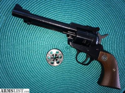 For Sale: RUGER SINGLE SIX 22CAL