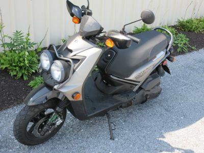 2014 Yamaha ZUMA 125