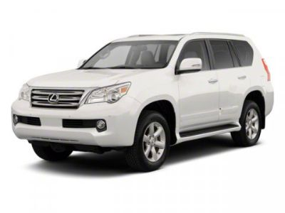 2012 Lexus GX 460 Premium (Brown)