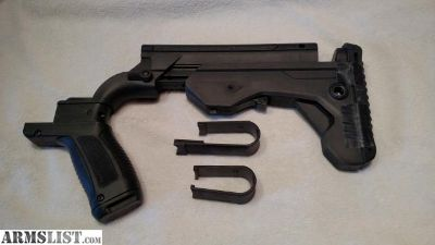 For Sale: Used SSAR-15 MOD Slide Fire bump stock