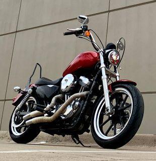 2012 Harley-Davidson Sportster 883 SuperLow Sport Plano, TX