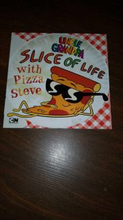 $3 new CN uncle grandpa slice of life with pizza steve