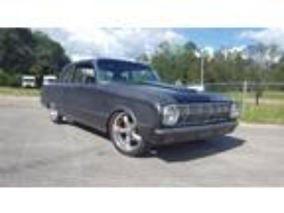 1963 Ford Falcon Manual 6 Speed