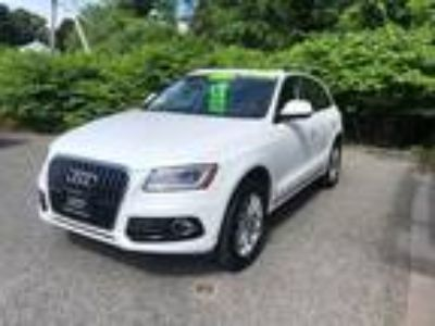 Used 2016 AUDI Q5 For Sale