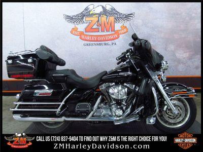 2001 Harley-Davidson FLHTC/FLHTCI Electra Glide Classic Touring Motorcycles Greensburg, PA