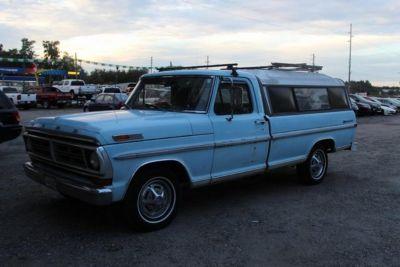 1971 GMC Sierra 1500 SLE1 (Blue)