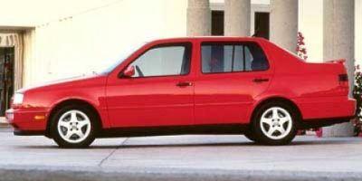 1998 Volkswagen Jetta GT (White)