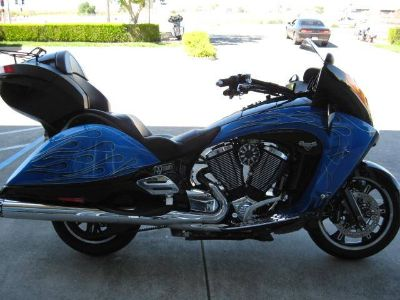 2015 Victory VISION Touring Motorcycles Dublin, CA