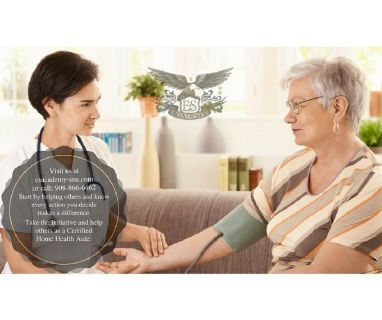Looking for Certified Home Health Aide